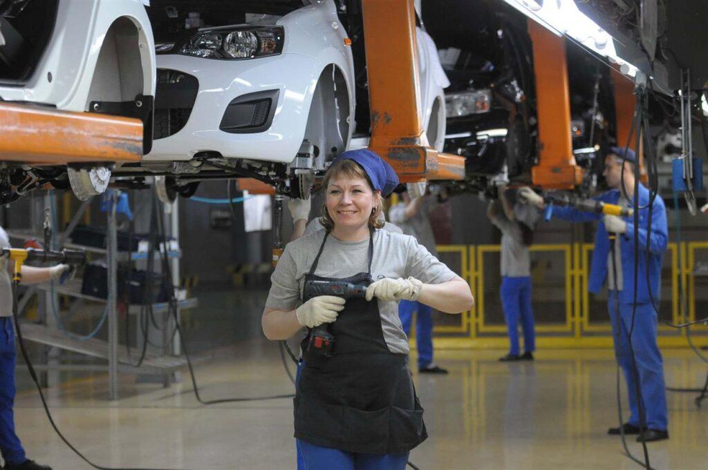 С его помощью были улучшены условия труда сотрудников предприятия