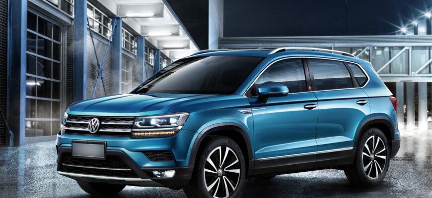 Сразу три новинки представит Volkswagen для России
