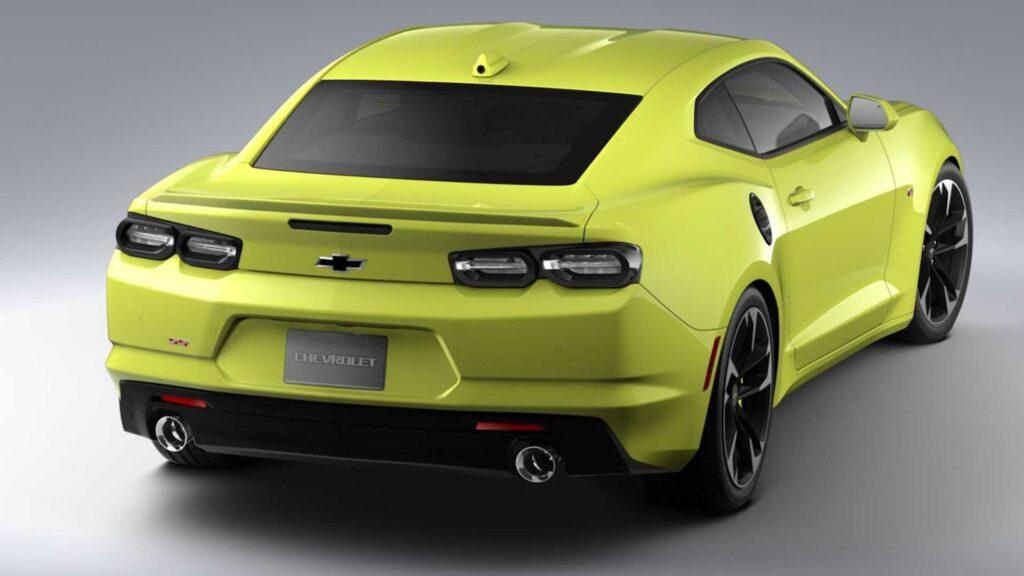 Chevrolet Camaro - 2