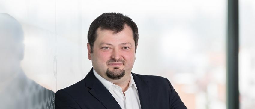 Управляющий директор General Motors Россия Чиприан Сута
