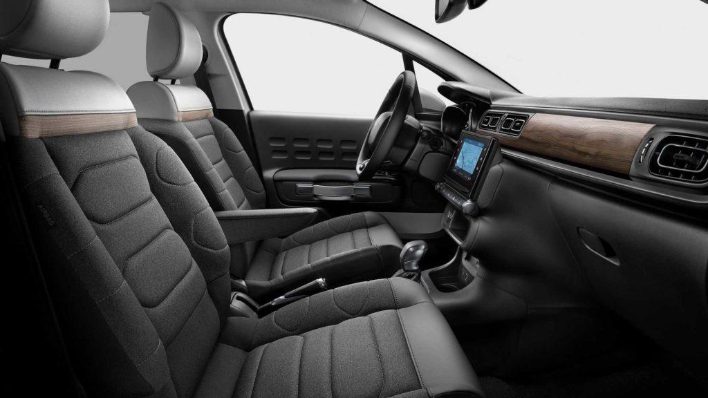 Citroen представил новый хэтчбек C3