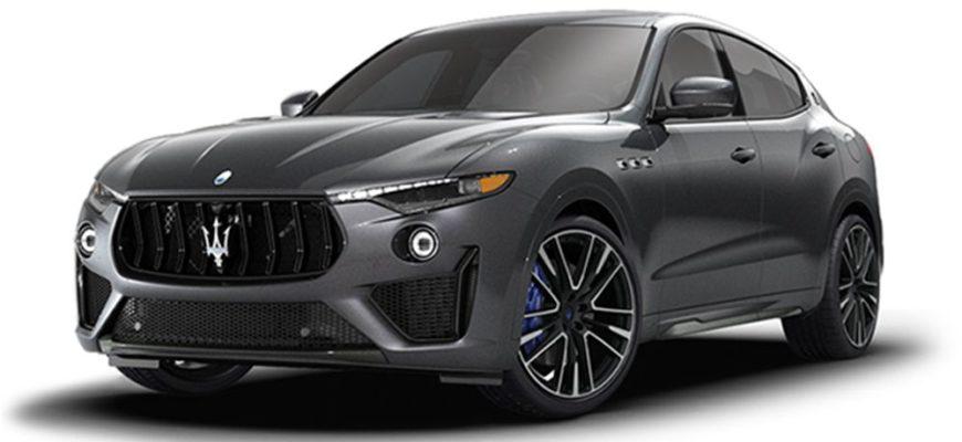 Maserati нацелены на создание внедорожника