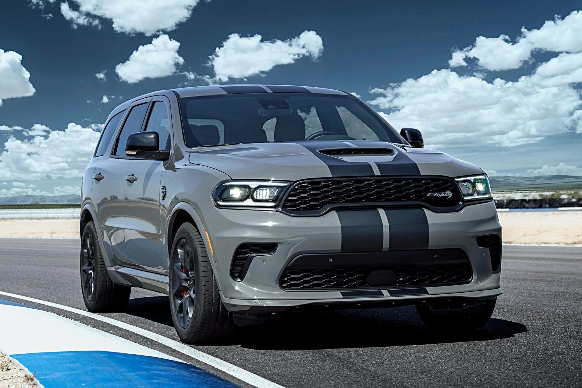 Dodge выпустит самый мощный внедорожник