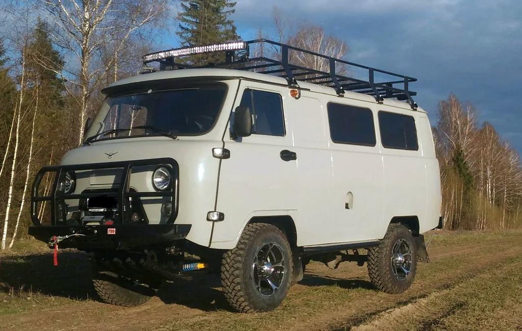Четырехлетнюю УАЗ «Буханку» продают за 1 млн рублей