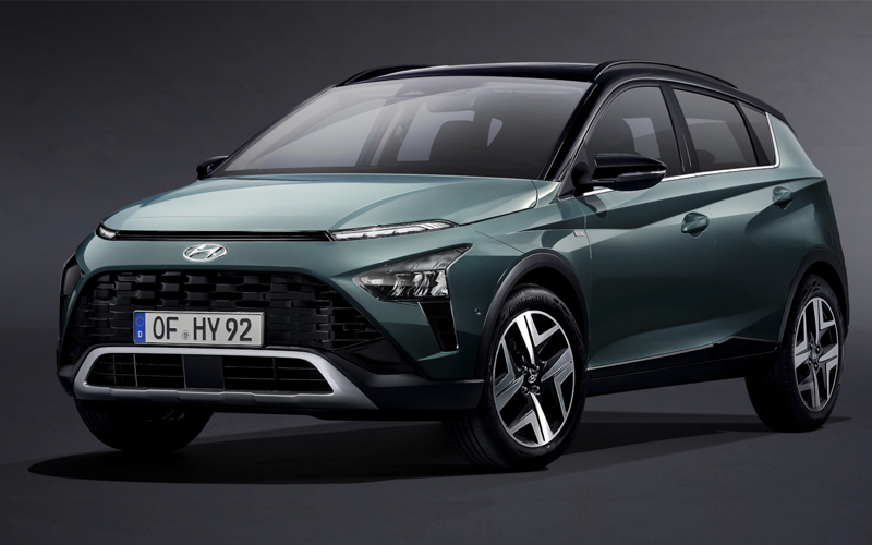 Hyundai официально представил новый бюджетный кроссовер Bayon