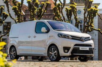 Toyota предлагает гарантию в 1 млн. километров на электромобиль