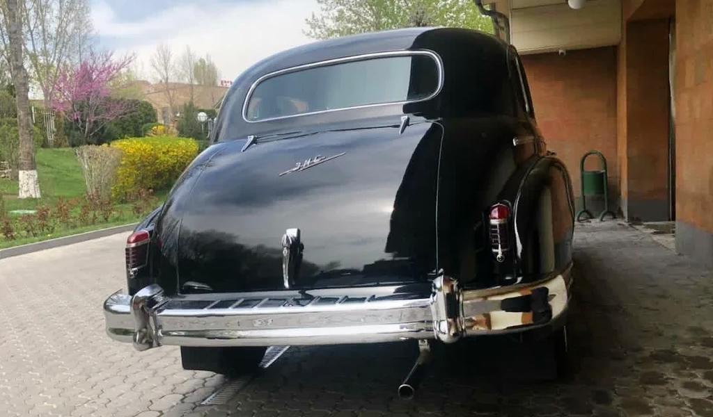 Лимузин ЗИС-110 1948 года - вид сзади