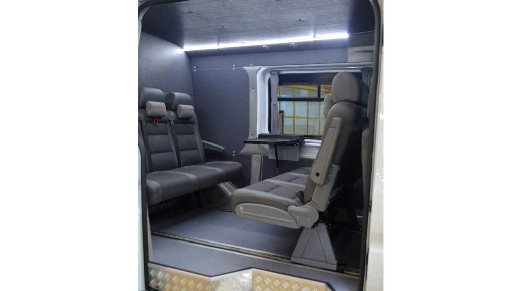 Пассажирское пространство