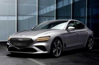 Компания Genesis подтвердила два новых авто для РФ