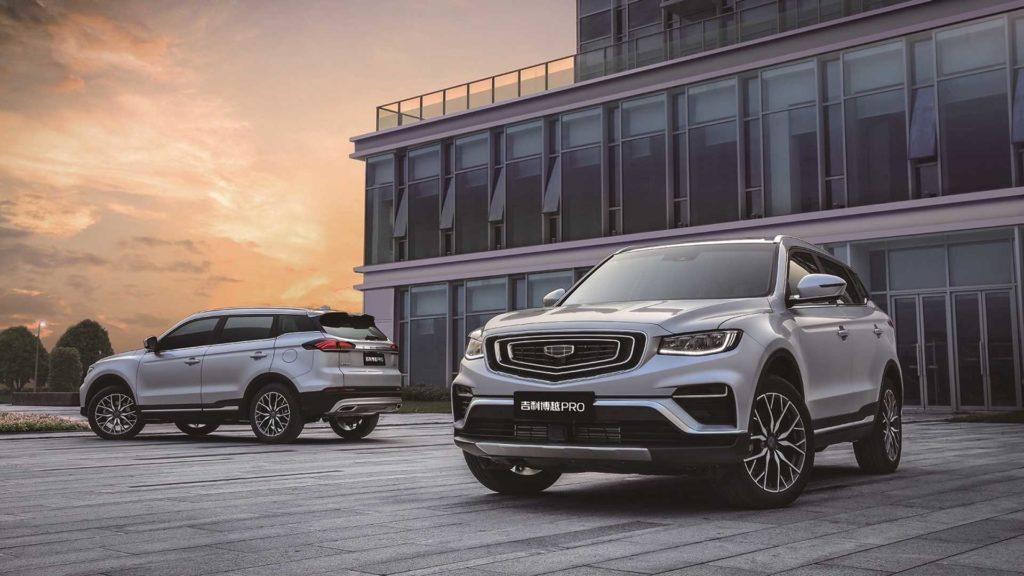Volvo и Geely объединяются
