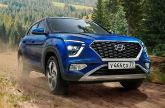 Hyundai назвал стоимость нового Creta в России
