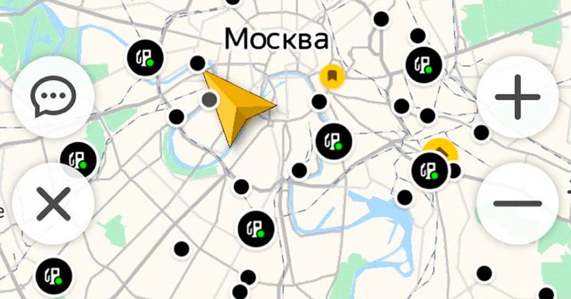 Заправляться с помощью «Яндекса» стали чаще