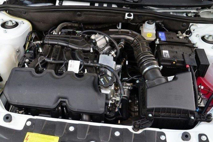 Внешний вид двигателя Lada Granta 1.6