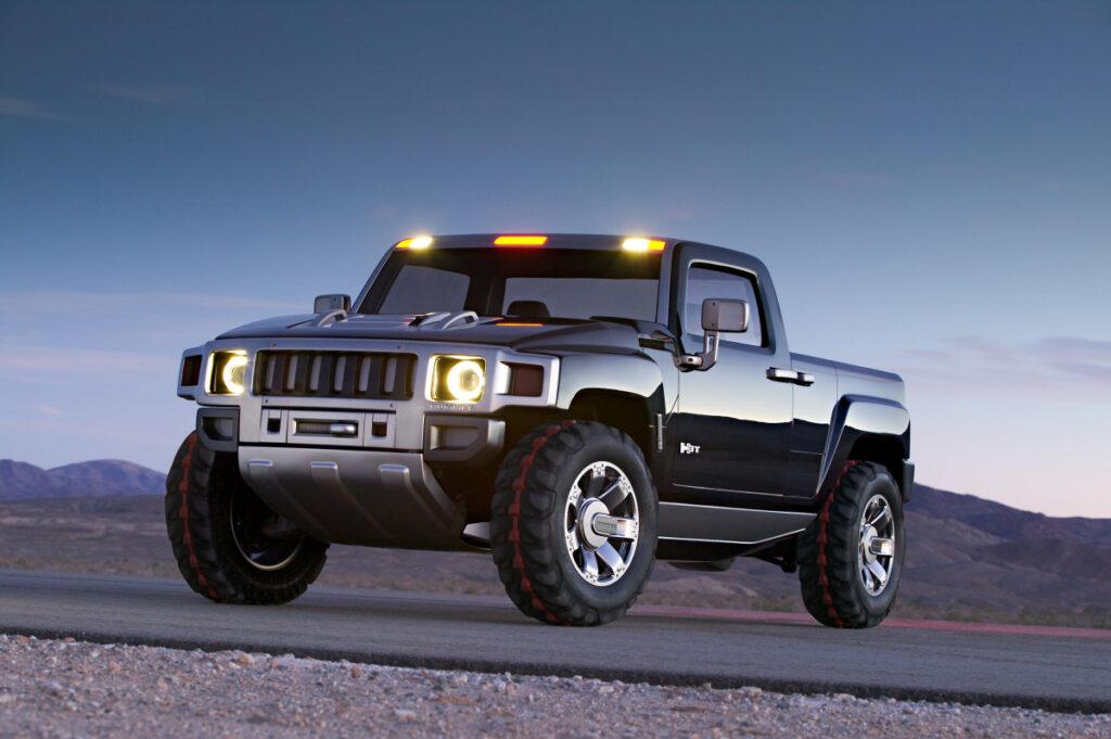 GM зарегистрировали новый Hummer в России
