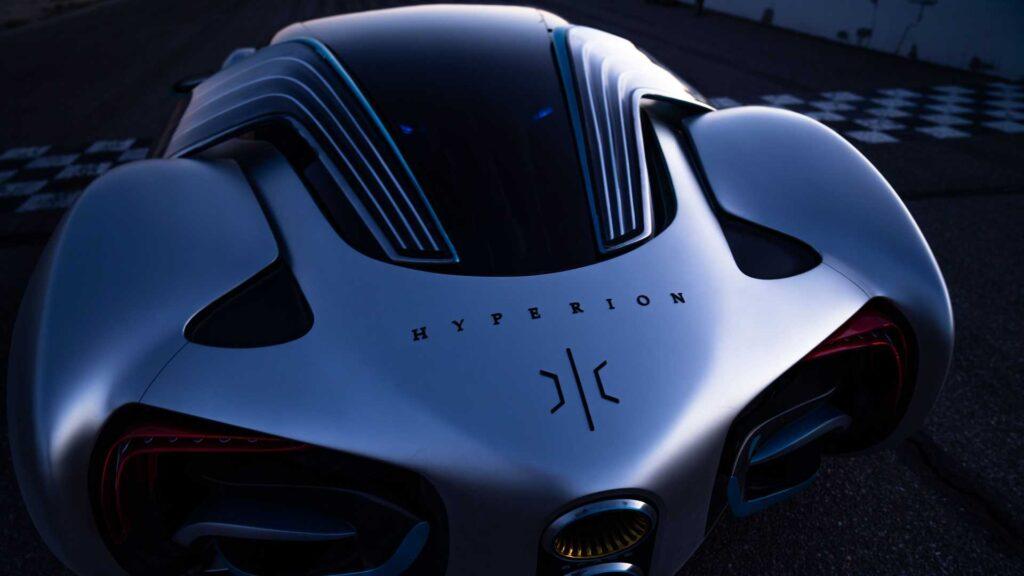 Американская компания Hyperion, в состав которой входят несколько сотен опытных инженеров и ученых, опубликовала информацию о новом проекте, первым в ее опыте автомобиле