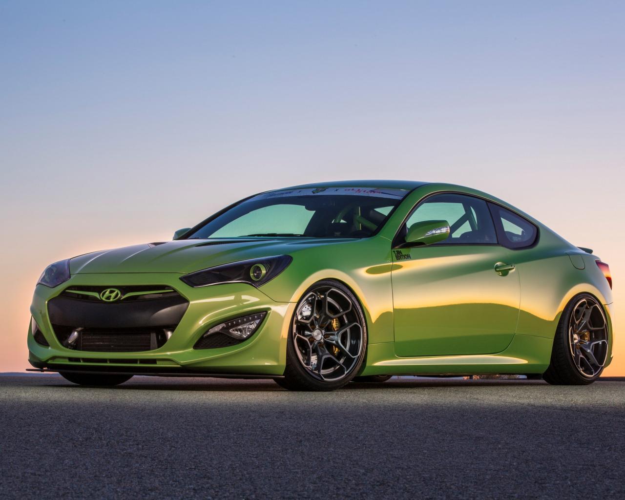 Genesis возвращает кузов купе?
