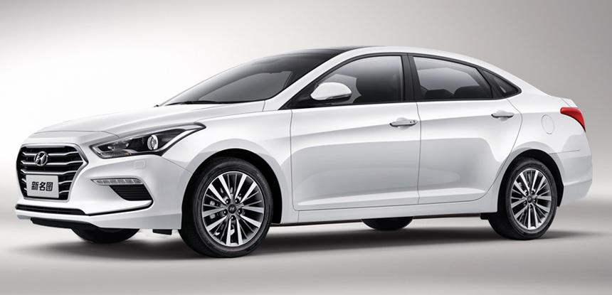 Hyundai Mistra - 2