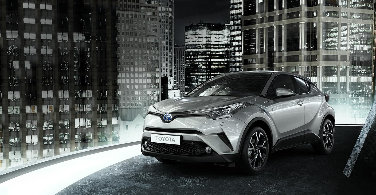 Toyota добавит спортивных версий для российского рынка