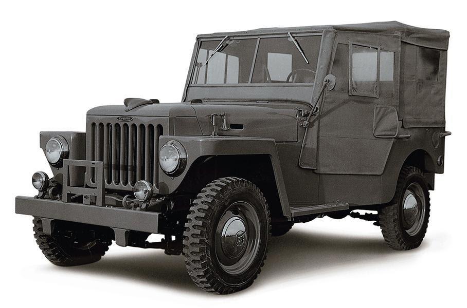 Jeep BJ