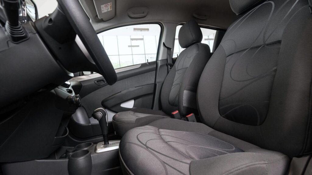 Тканевые сиденья Chevrolet Spark