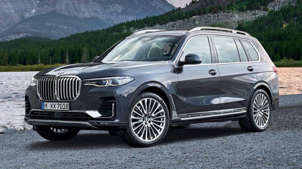 Самые продаваемые BMW в России в 2020 году