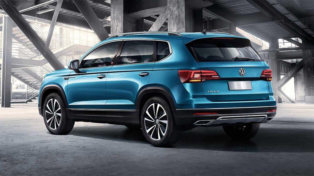 Volkswagen Tarek