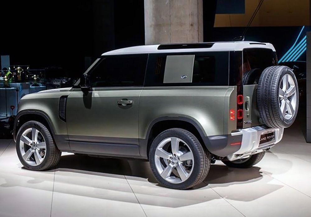 Land Rover Defender 2020 - 2