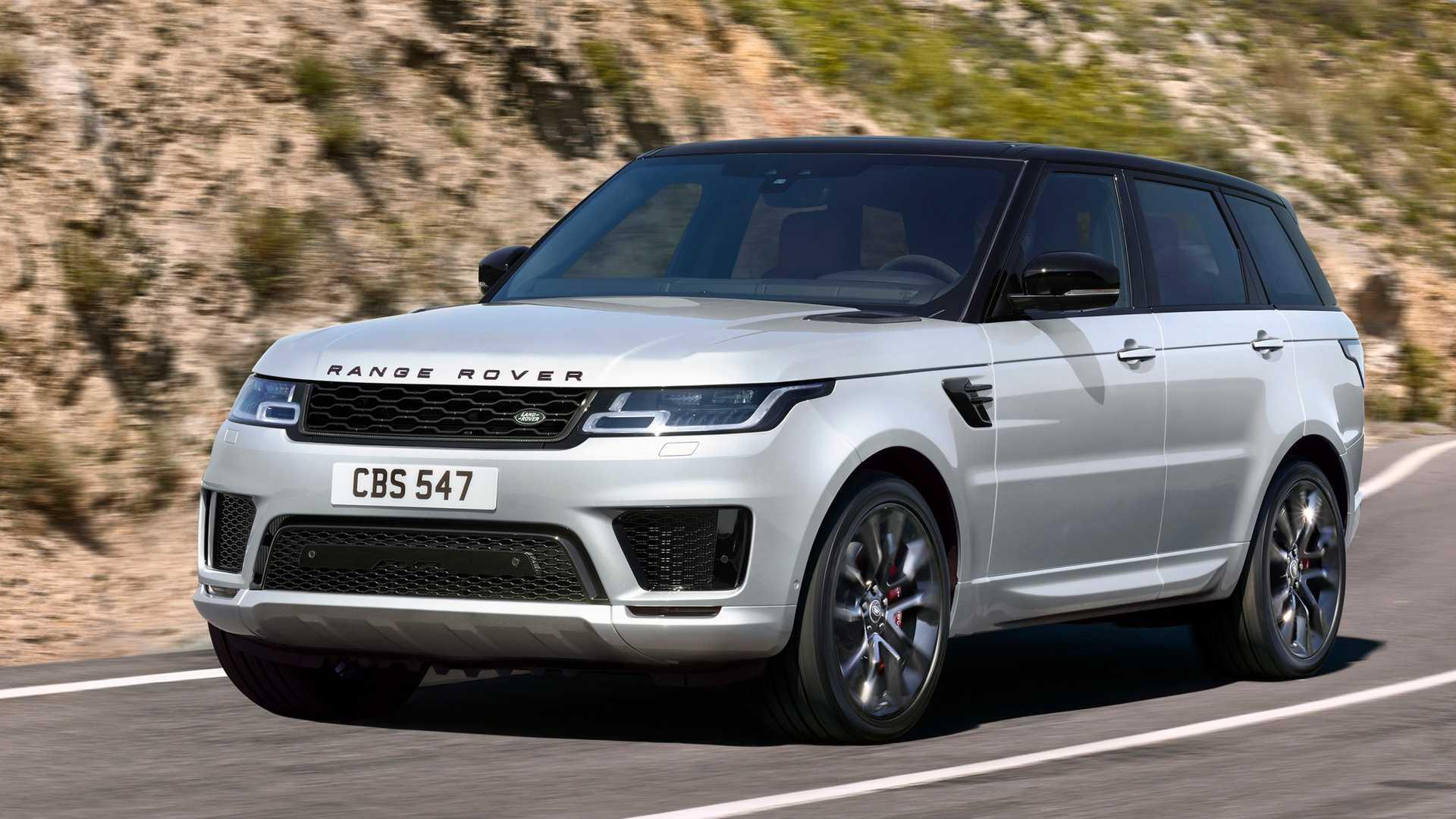 Range Rover Sport обзавелся новыми версиями
