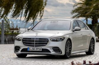 Стали известны цены на Mercedes-Benz S-класса W223 в РФ