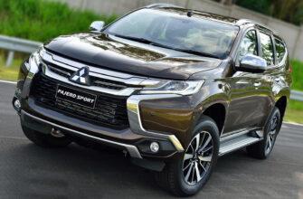Компания Mitsubishi привезет в РФ новые модели