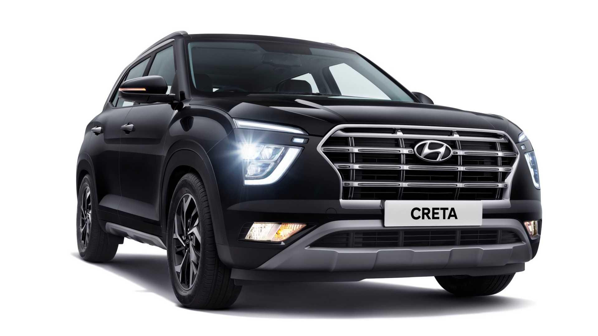 Обновленный Hyundai Creta стал хитом продаж в Индии