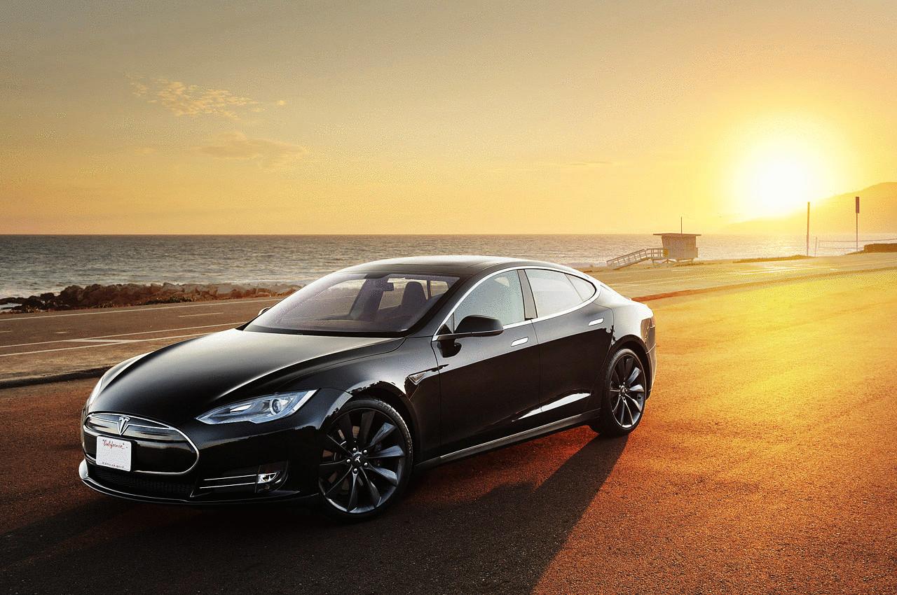 Tesla – есть рекорд дальности хода на одном заряде