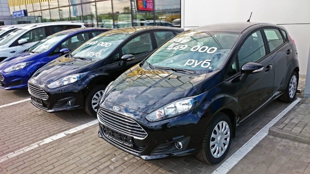 Известно, что новый сервис получит наименование Ford Blue Advantage