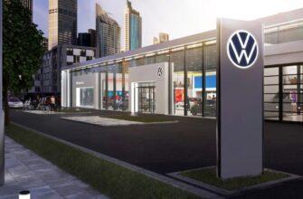 Раскрыта дата выхода премиальных электрокроссоверов от Volkswagen