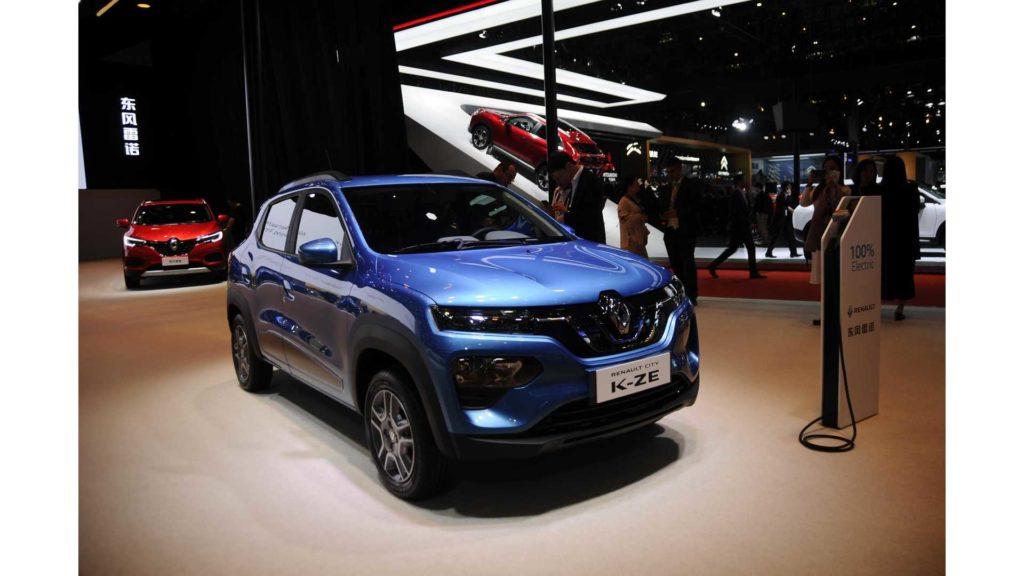 Концерн Renault готовится выпустить электромобиль под головным брендом