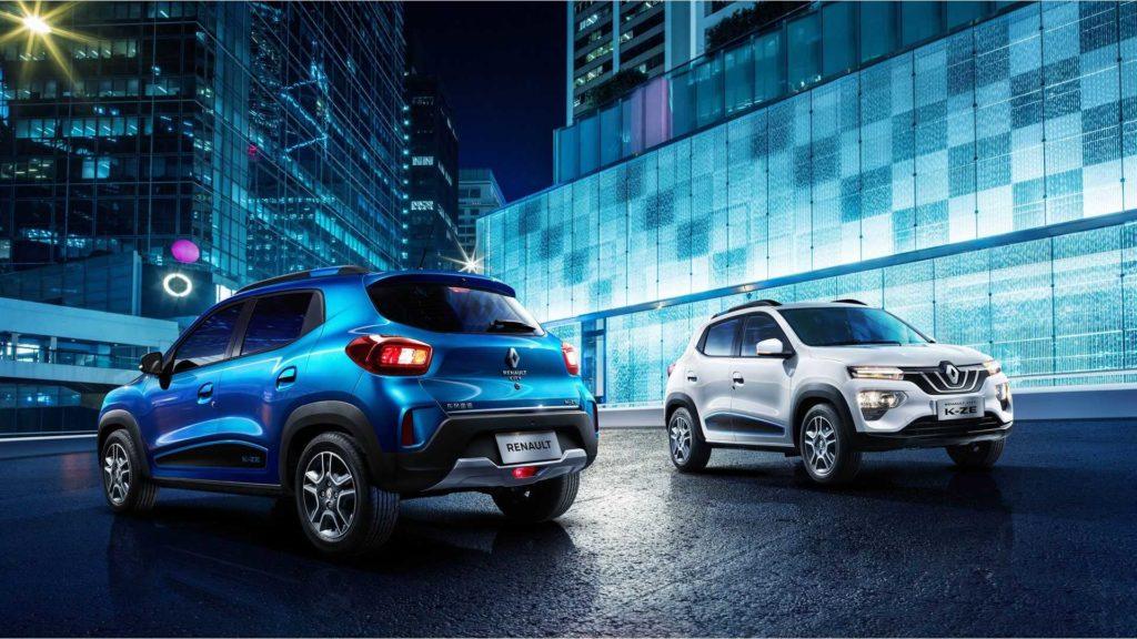 Компания Dacia выпустит собственный электрокар