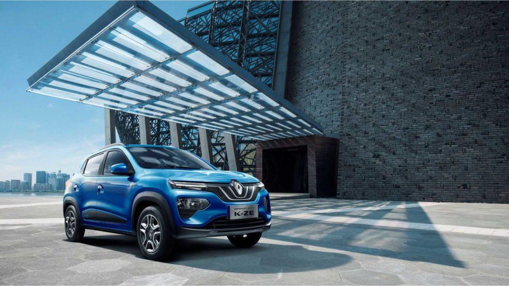 Через один-два года концерн обещает выпустить бюджетную модель от Dacia на электрической тяге