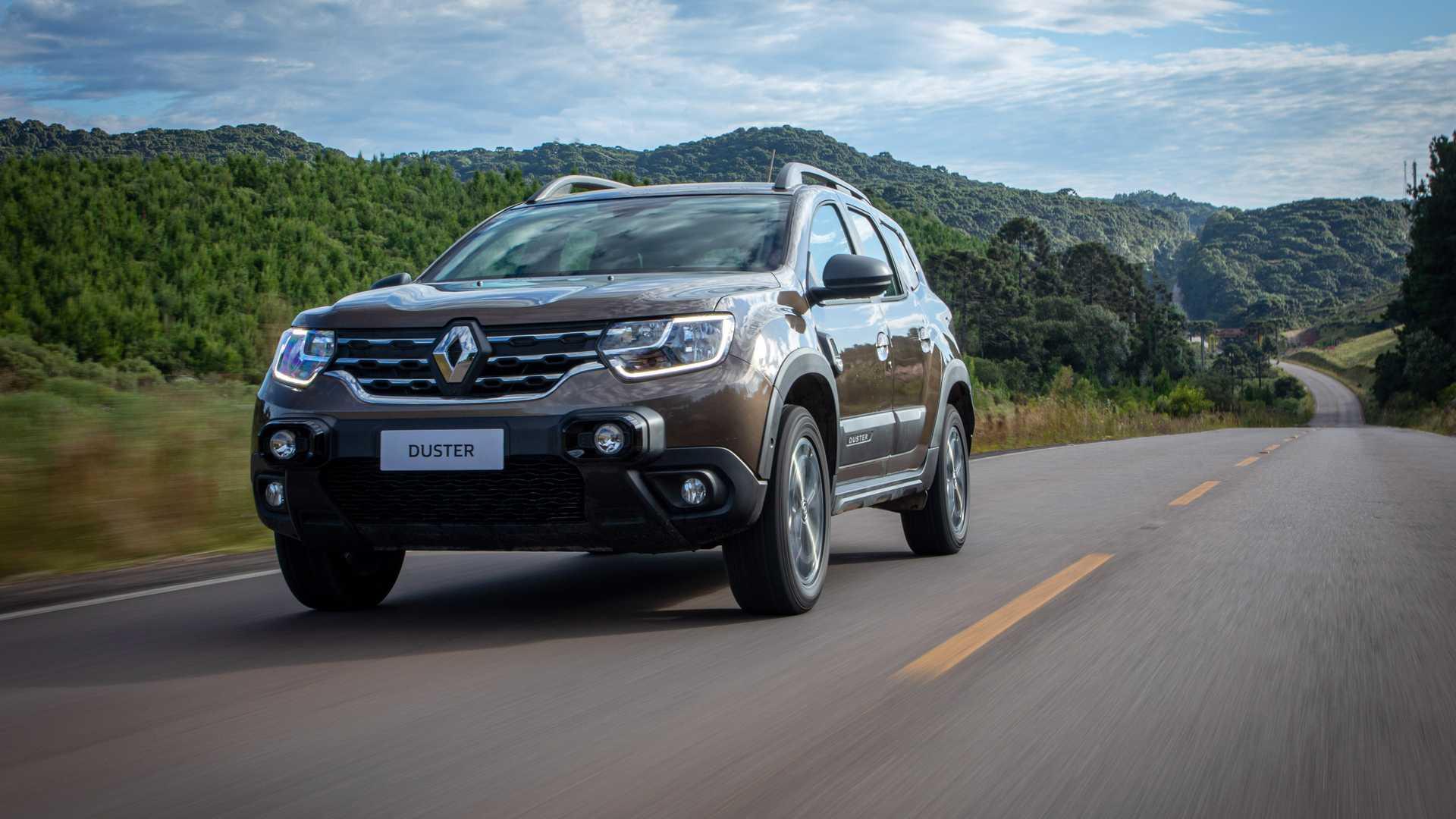 Новый Renault Duster не доедет до России?