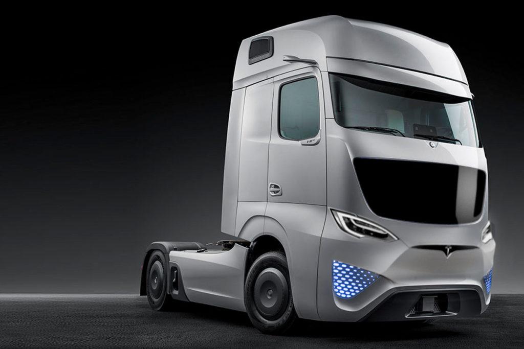 В Tesla заявили, что первые поставки электрогрузовиков начнутся только в 2021 году