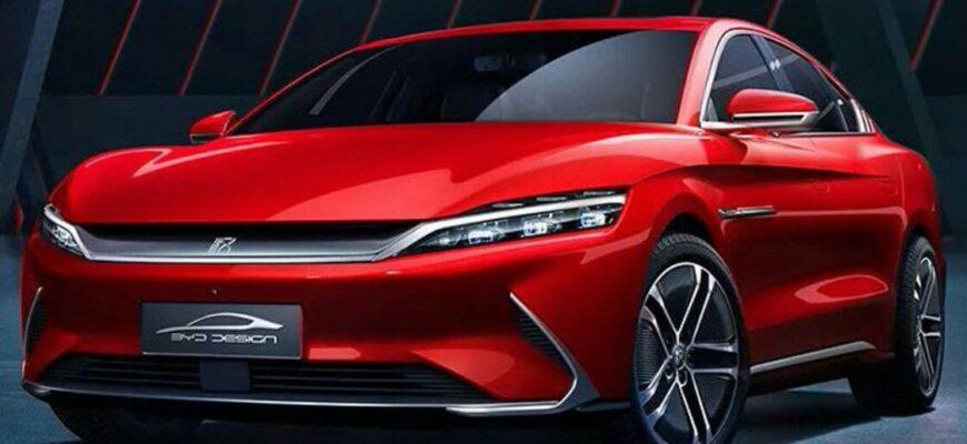 Бюджетный конкурент Tesla разработан в Китае