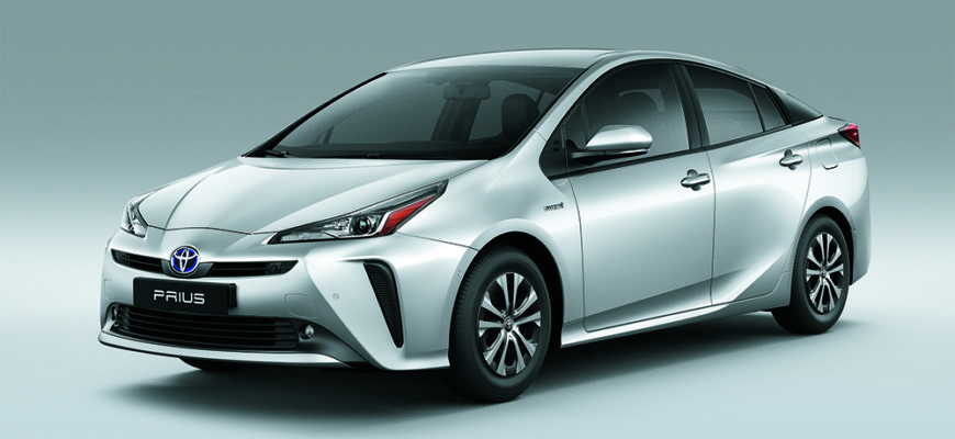 Toyota Prius 20 лет – компания отмечает уже во второй раз