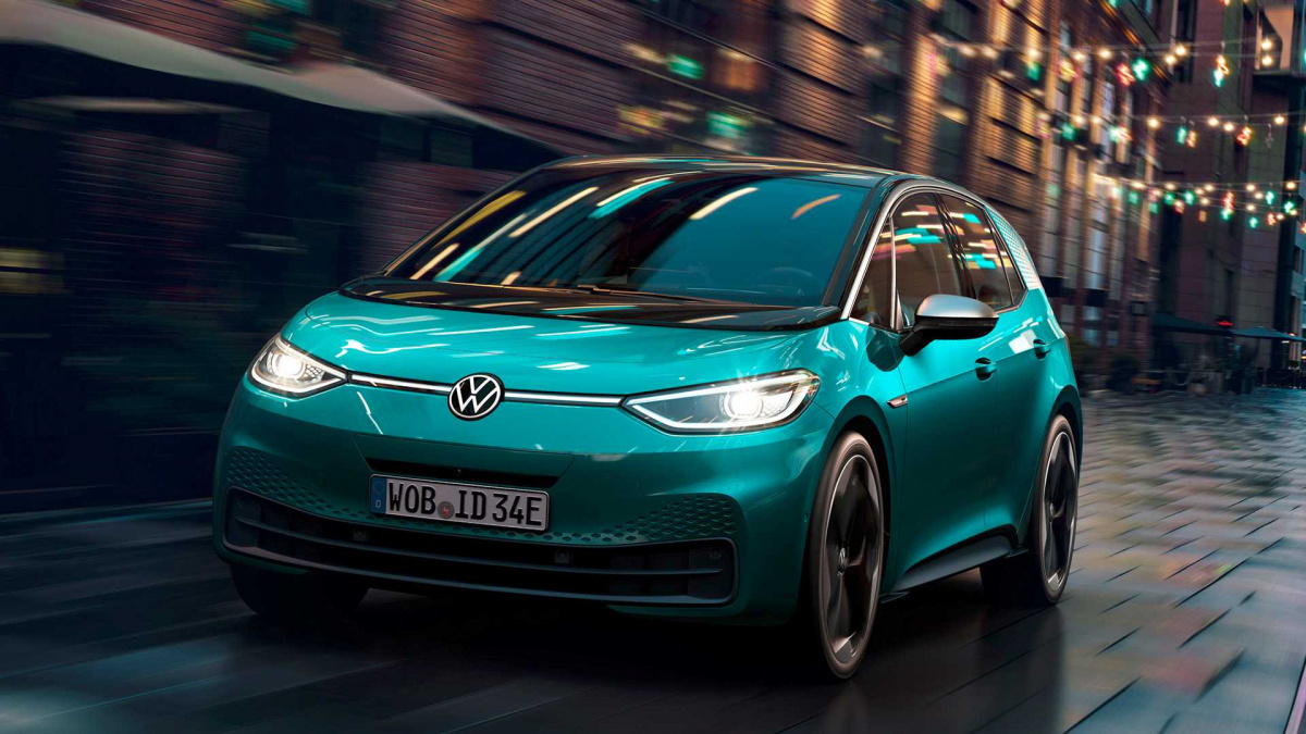 Новый электрокар ID.3 позволил Volkswagen привлечь принципиально новых клиентов