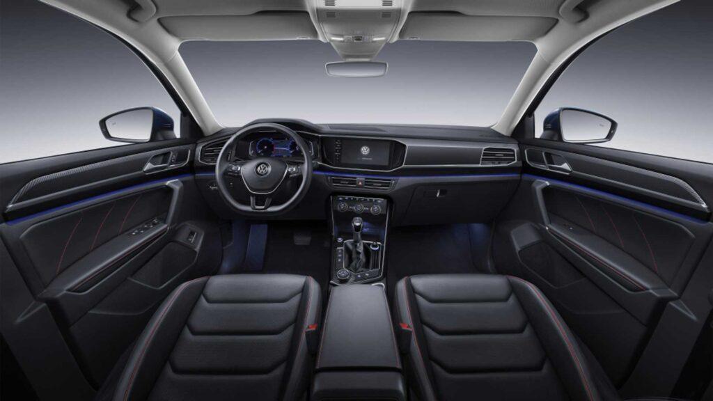 Салон Volkswagen Tayron