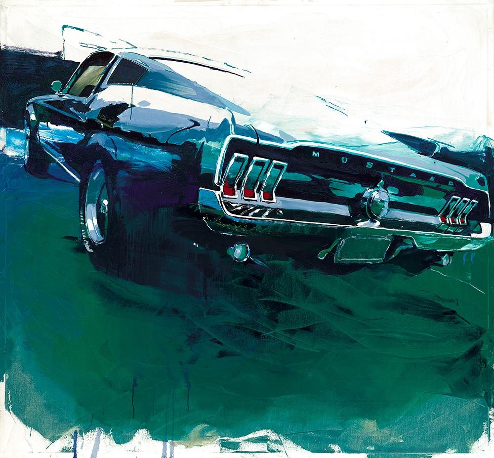 Автомобильные шедевры от Camilo Pardo